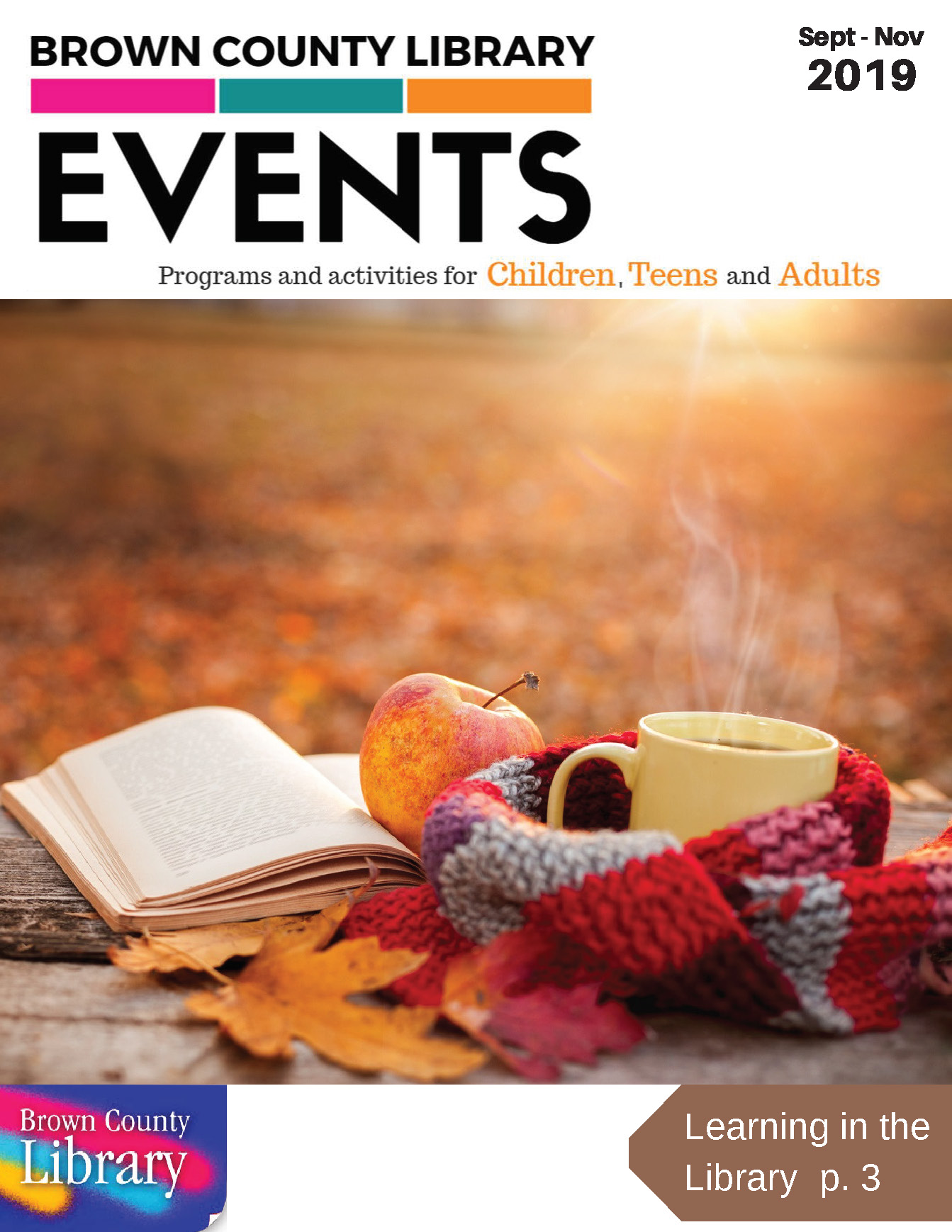 Library Calendar of Events