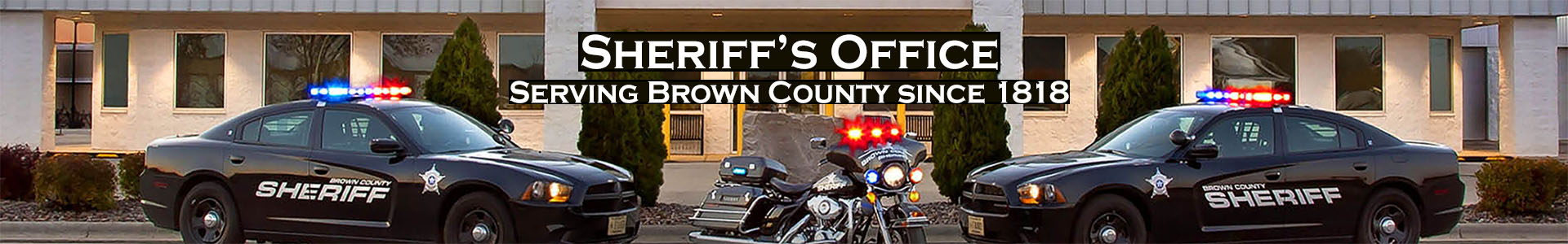 Sheriff's Office Main Banner