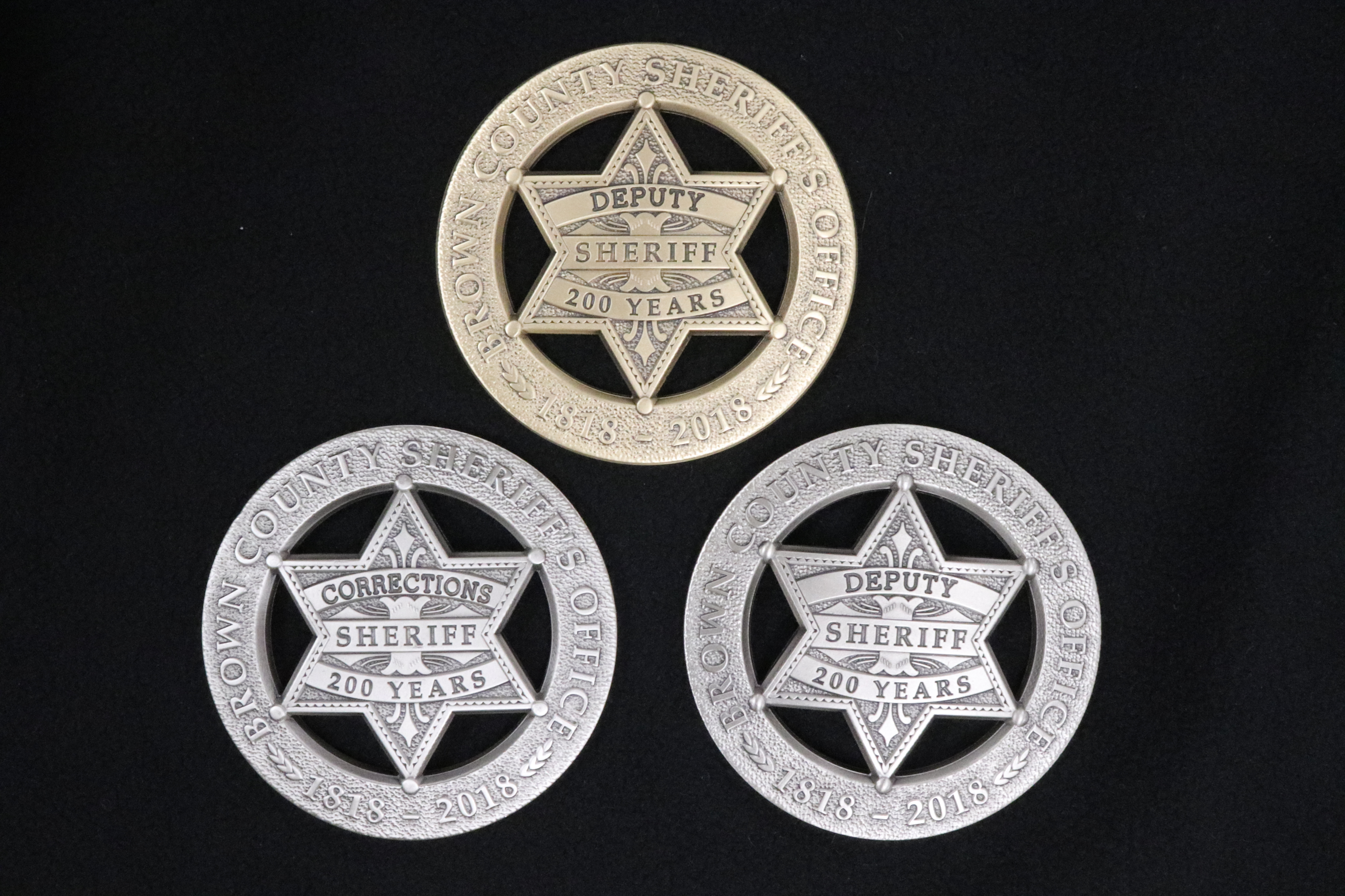 200 year badges