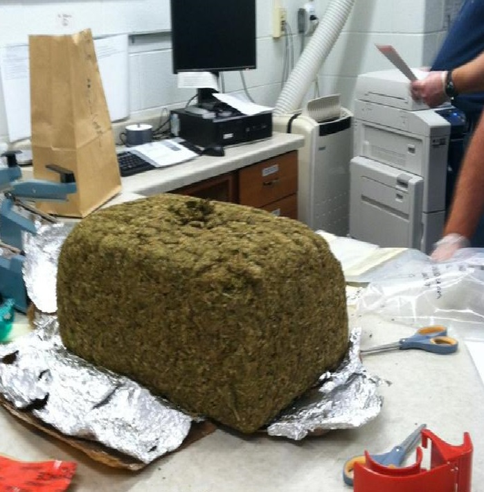 Large Mound of Weed