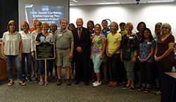 Master Gardeners Volunteers receive award for Lo